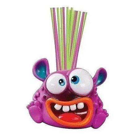 Brinquedo Puxe Meu Cabelo Galera Do Grito Pink Silverlit Dtc