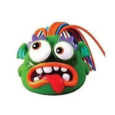 Brinquedo Galera Do Grito Puxe Meu Cabelo Verde Silverlit Dtc