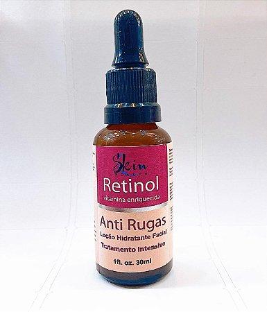 Serum Inovador Vitamina A Retinol Anti Ruga 30ml Skin Health