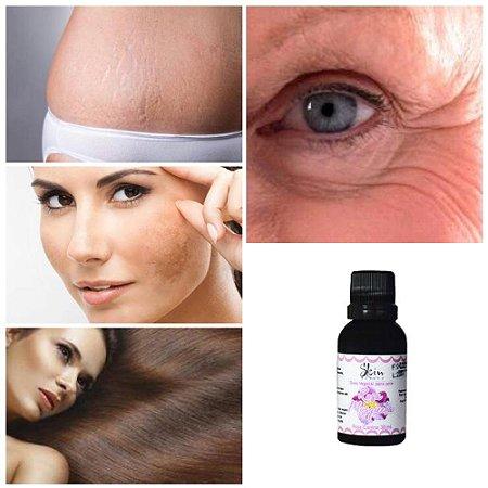 Óleo Rosa Mosqueta Aumenta Colágeno 30ml Skin Health