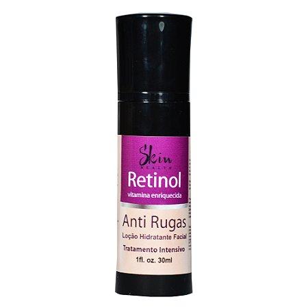 Serum Anti-idade Rugas Rejuvenescedor Retinol 30ml Pump