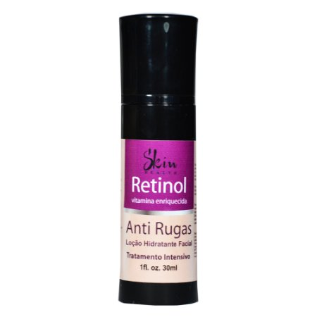 Acne Cravos Manchas Serum Retinol 30ml Pump Skin Health