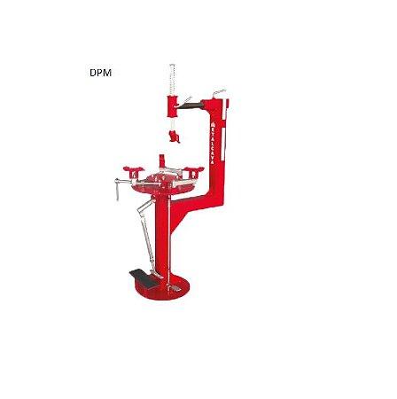 Desmontadora de Pneus Manual - DPM - Metalcava - Para motos