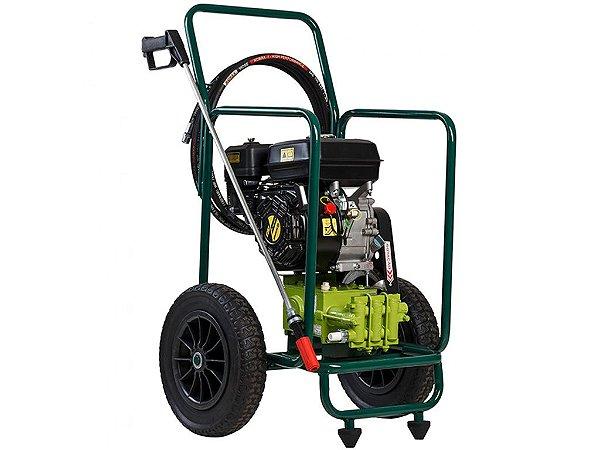 Lavadora Profissional 4X MB 0178G / 800 PSI / Alta Rotação / Motor: 6,5 HP Gasolina 4 Tempos