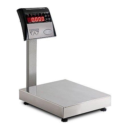 Balança Padeiro Balcão DP100 ( Capacidade 100kg/20g ) DP150 ( Capacidade 150kg/50g ) Ramuza