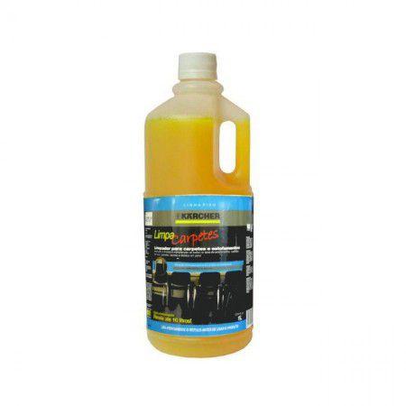 Detergente Kärcher Limpa Carpetes - 1L