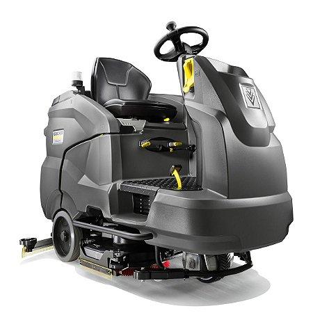 Lavadora e Secadora de Piso Kärcher B200R-D90