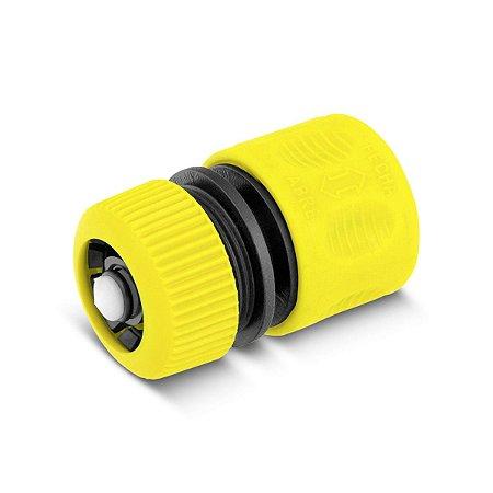 Kit Enagate Rápido 1/2 Amarelo AQUA STOP