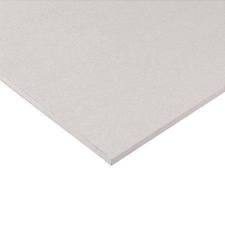 Chapa de Drywall Standard 1,80x1,20m Branca Placo