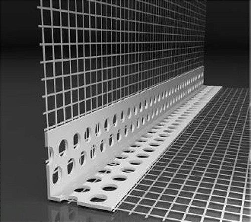 CANTONEIRA PVC COM VERTEX 100MM X 2,5M ADFORS