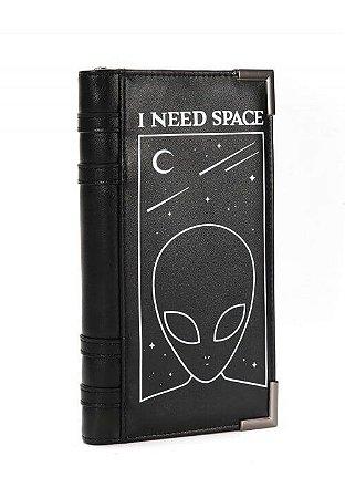 Carteira Alien