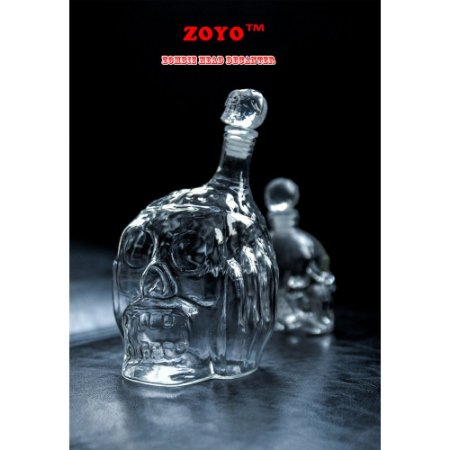 Garrafa de Whisky Zombie