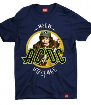 Camiseta Camiseta ACDC - High Voltage