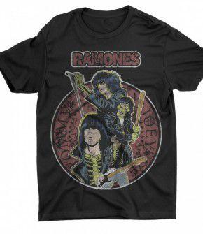 Camiseta Ramones - Especial