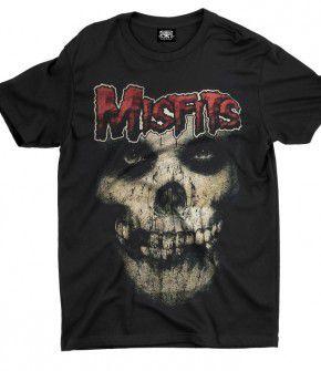 Camiseta Misfits - Especial