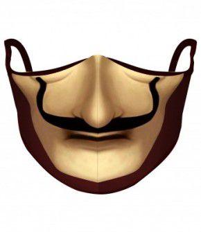 Máscara La Casa de Papel
