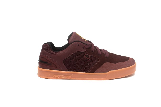 Freedom Fog tenis Pro Model Spanghero - Burgundy