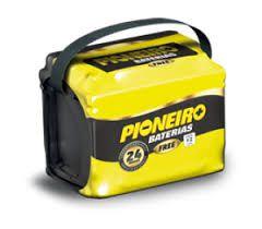 Bateria Pioneiro - 24 Meses de Garantia
