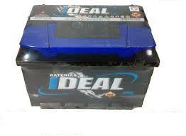 Bateria Ideal Livre de Manutenção 60AH - 12 Meses De Garantia