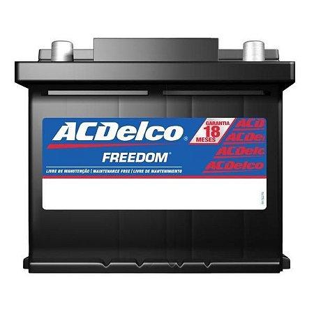 Bateria-ACDelco 60 AH 18 Meses De Garantia