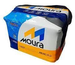 Bateria Moura 40 AH 24 Meses de Garantia