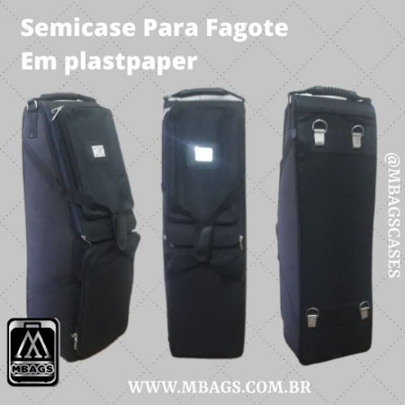 Semicase para fagote em plastpaper