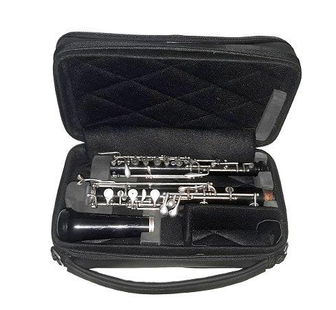estojo para  oboe compacto