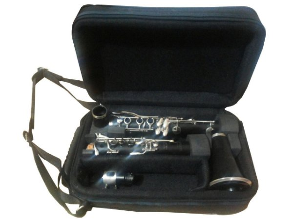 Case para 1 clarinete nylon - large