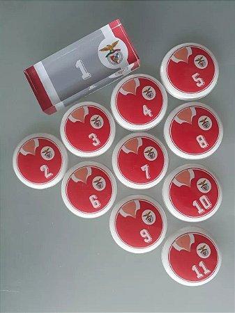 Times portugueses no futebol de botão