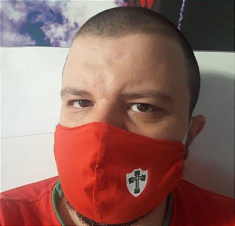 Máscara da Lusa