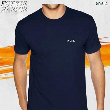 Camiseta  Fortis Basic Marinho