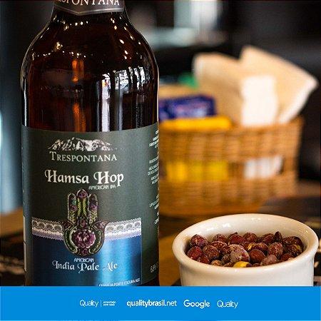 Cerveja Artesanal Hamsa Hop - American IPA 600 ml