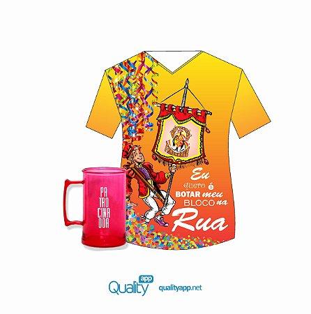 Kit Folião Tambanauê - Terça Feira de Carnaval #CarnavalizaTP