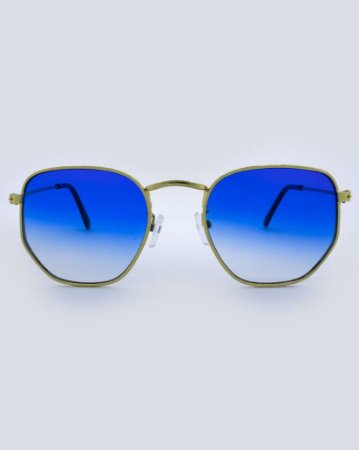 Óculos Detroit Azul Degradê