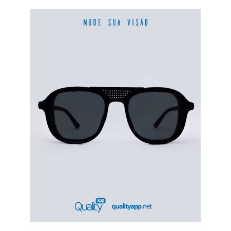 Óculos Chicago All Black