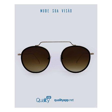 Óculos Mônaco Marrom