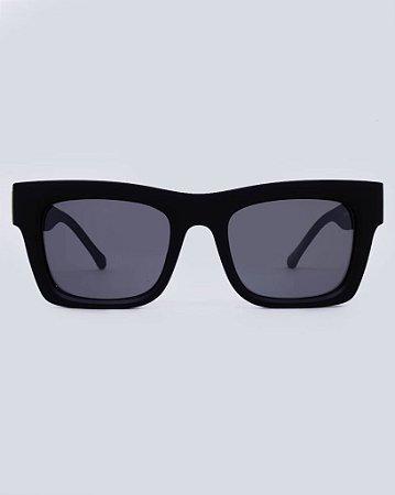 Óculos Munique Preto Fosco
