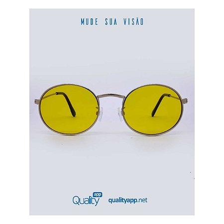 Óculos Flame Amarelo