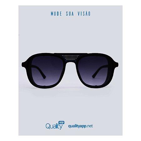 Óculos Chicago Degradê All Black