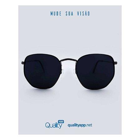 Óculos Detroit All Black