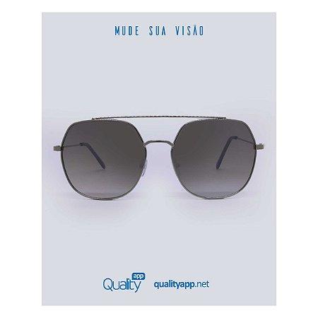 Óculos Link Prata