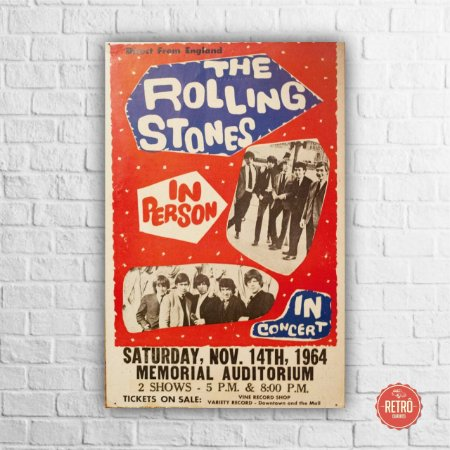Quadro Poster Louisville 1964