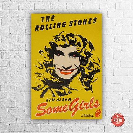 Quadro Poster Rolling Stones
