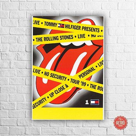 Quadro Poster Tour 1999