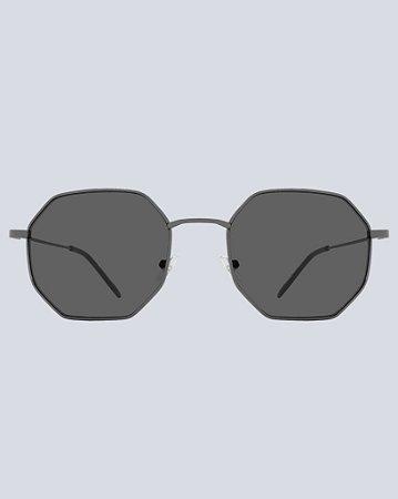 Óculos Detrioit Flat All Black