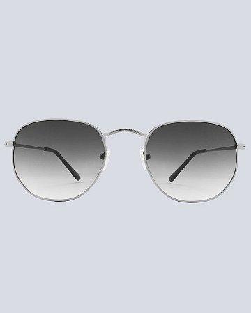 Óculos Detroit Prata