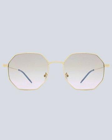 Óculos Detrioit Nude Espelhado