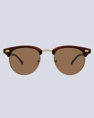Óculos Valence Marrom