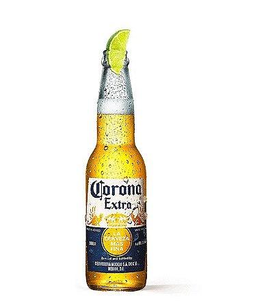 Corona Extra Long Neck 330 ml c/24 unidades