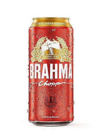 Brahma Descartável - Lata 473ml c/12 unidades